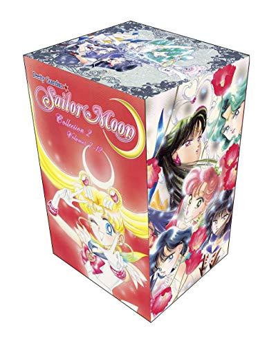 Pretty Guardian Sailer Moon, Collection 2: Volumes 7-12: Vol. 7-12