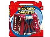 Kidz Corner-Il mio Primo organetto 3 Bassi, Multicolore, 400389