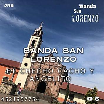 Banda San Lorenzo (feat. Checo,Cacho & Angelito) (PIRKUAS)