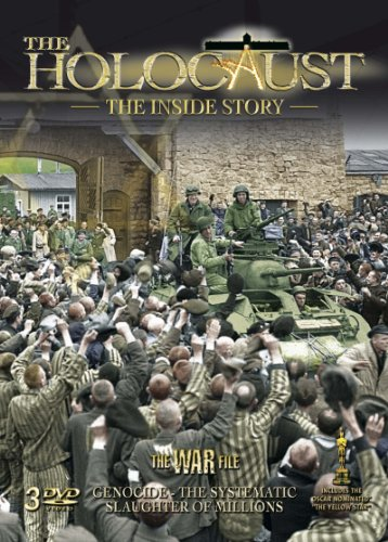 Der gelbe Stern / The Liberation of Auschwitz / Dachau and Sachsenhausen / Ghetto Theresienstadt / Ravensbruck and Buchenwald / Majdanek / Holocaust - The Inside Story - 3-DVD Box [UK Import]