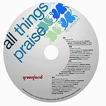 All Things Praise