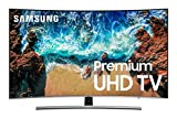 "Your purchase includes: One Samsung UN65NU8500FXZA Curved TV - 2018 model. One remote control with batteries, power cable and user manual. TV dimensions without stand: 56.8"" W x 32.8"" H x 4.4"" D. TV dimensions with stand: 56.8"" W x 35.9"" H x 14.9"" D...."
