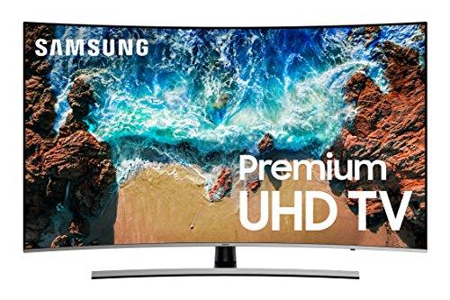 "Samsung UN65NU8500FXZA Curved 65"" 4K UHD 8 Series Smart LED TV (2018)"