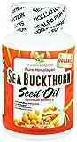 SEABUCK Wonders SEA Buckthorn Seed Oil, 60 SGEL