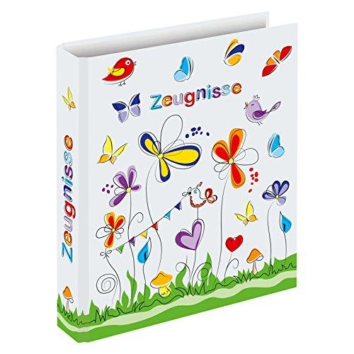 "RNK 46428 Zeugnisringbuch\""Schmetterlinge\"""