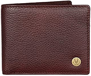 WildHorn Brown Men's Wallet (WH2055 Bombay Brown)