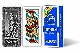 Modiano- Carte da Gioco Trevigiane 89/20 Super, 300137