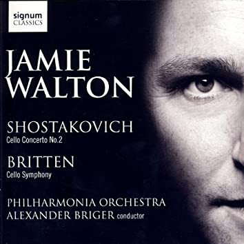 Shostakovich Cello Concerto No. 2, Britten Cellos Symphony