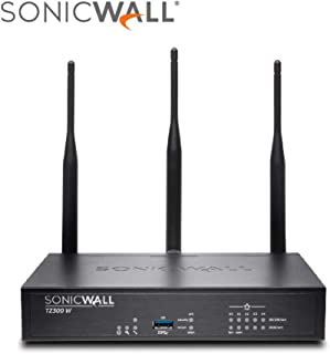 SonicWall TZ300 1YR TotalSecure Wireless 01-SSC-0583