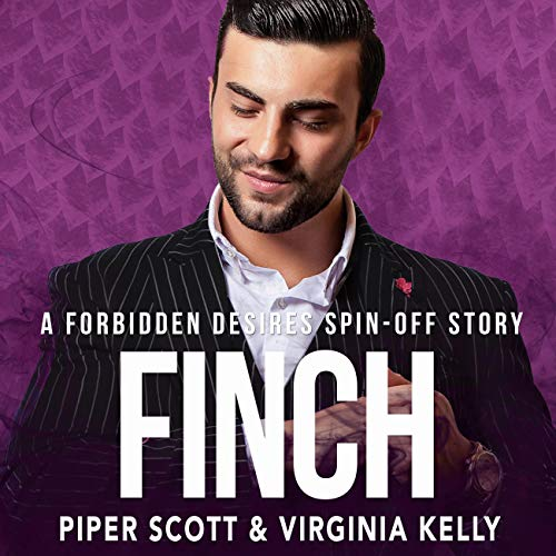 Finch Audiobook By Piper Scott,                                                                                        Virginia Kelly cover art