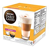 Nescafe - Dolce Gusto - Latte Macchiato Coffee Pods 8 Drinks - 194.4g (Case of 3)