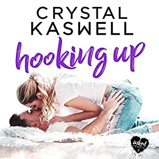 Hooking Up                   By:                                                                                                                                 Crystal Kaswell                               Narrated by:                                                                                                                                 Kai Kennicott,                                                                                        Wen Ross                      Length: 8 hrs and 57 mins     73 ratings     Overall 4.6