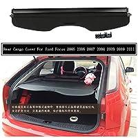 フォードフォーカスハッチバック用リアカーゴカバー2005-2011パーティションカーテン