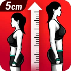 - Height increase exercise designed by professionals - Grow taller during and after puberty - Effective and scientific height growth workouts - Height increase app without age limit - Nutrition suggestions for increasing your height - Height increase...
