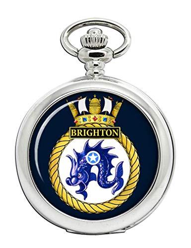 HMS Brighton, Real Azul Marino Reloj de Bolsillo
