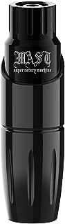 Mast Tour Tattoo Pen Machine, Dragonhawk 3.5 Inches Length Short Machine Custom Tattoo Motor- RCA Jack Black Color
