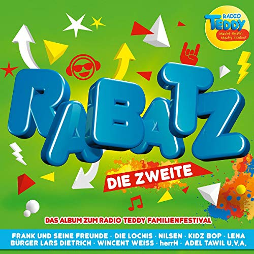 Radio TEDDY - RABATZ DIE ZWEITE (Radio TEDDY Hits)