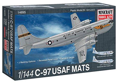 Minicraft Models Dempsey Designs Morceau modèles Echelle 1 : 144 cm c-97 a/G U.S.A.F Tapis modèle Kit