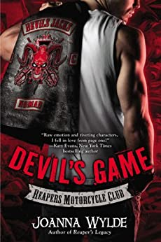 Devil's Game: Reapers Motorcycle Club by [Joanna Wylde]
