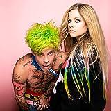 Flames (feat. Avril Lavigne)