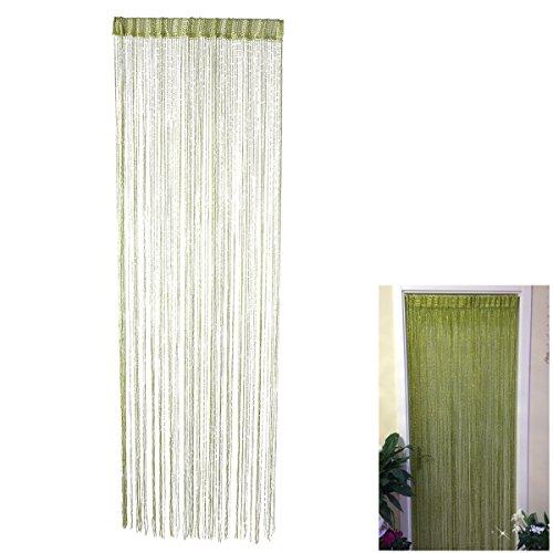 cortinas flecos mosquitera