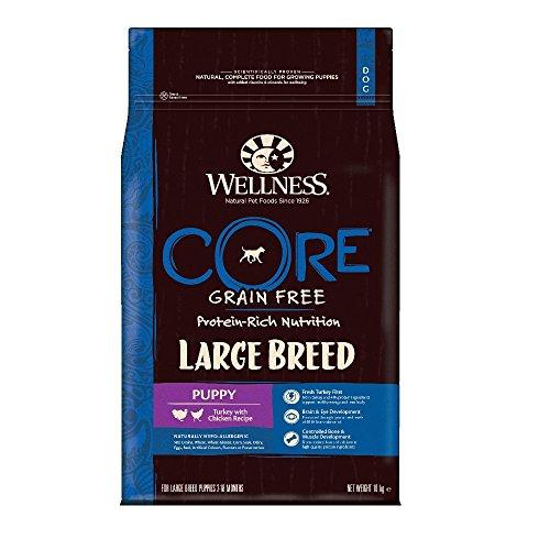 Wellness CORE Wellness CORE Puppy, Welpenfutter trocken getreidefrei, hoher Fleischanteil, ohne künstliche Zusatzstoffe