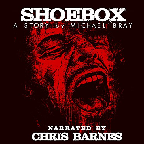 Shoebox audiobook cover art