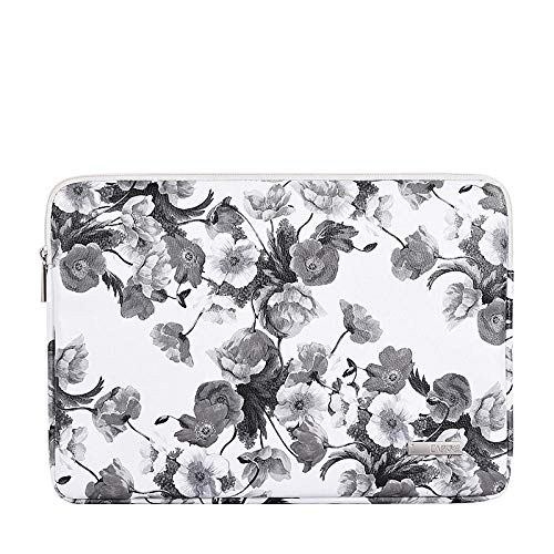 lingtai Laptop sleeve Pu Leather Laptop Sleeve Bag 11 12 13.3 14 15.6 Inch Laptop Bag Case For Macbook Notebook Sleeve Cover Fashion laptop bag (Color : 01, Size : 14-inch)
