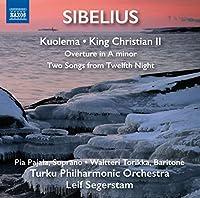 Sibelius: Kuolema/King Christi