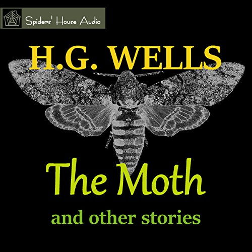 The Moth and Other Stories Titelbild