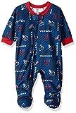 NFL Seattle Seahawks Unisex Blanket Sleeper, Blue, 3T