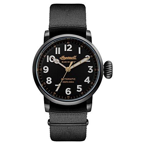 Ingersoll Herren Datum klassisch Automatik Uhr mit Kein Armband I04806