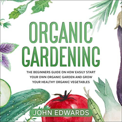 Organic Gardening cover art