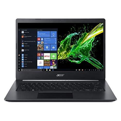 Acer Aspire 5 A514-52-59EQ Notebook con Processore Intel Core i5-10210U, Ram da 8 GB DDR4, 512GB PCIe NVMe SSD, Display 14