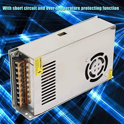 AC 110V-220V 50 / 60Hz Konverter DC 12V 30A Netzteil für LED-Anzeigenleuchten, Haushaltsgeräte, Industrieausrüstung.