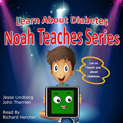 Learn About Diabetes audiobook cover art