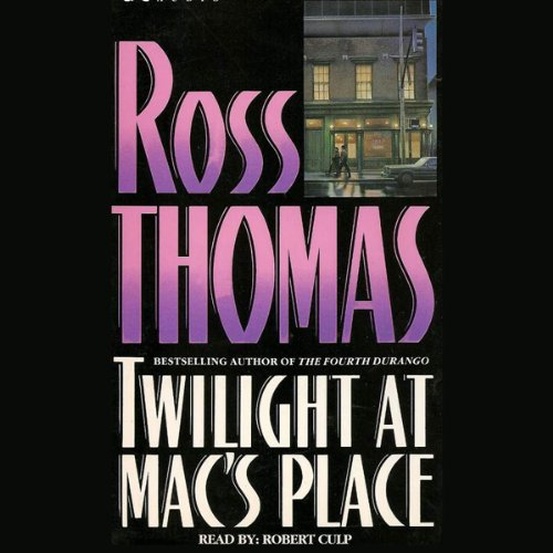 Twilight at Mac's Place audiobook cover art
