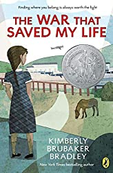 Best Middle-Grade Books About Disability (Physical Disabilities) - the war that saved my life