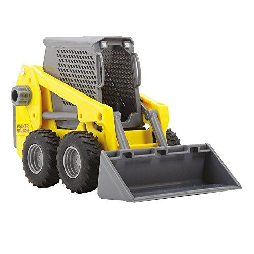 Dickie Toys 203823012 - Bagger, Wacker Neuson