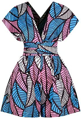 African print rompers _image4