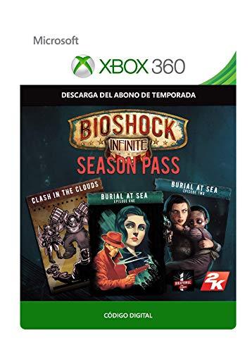 BioShock Infinite Season Pass  | Xbox 360 - Código de descarga