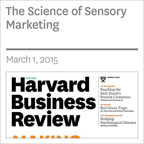 The Science of Sensory Marketing audiobook cover art