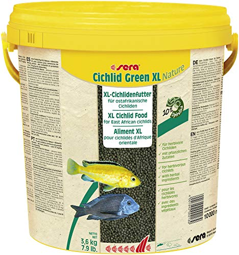 sera Cichlid Green XL Nature 3,6 kg