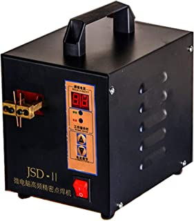 Hanchen Soldadora Equipo de Soldadura Máquina de Soldar 3kw Soldador Eléctrico Double Pulse Spot Welder Portátil