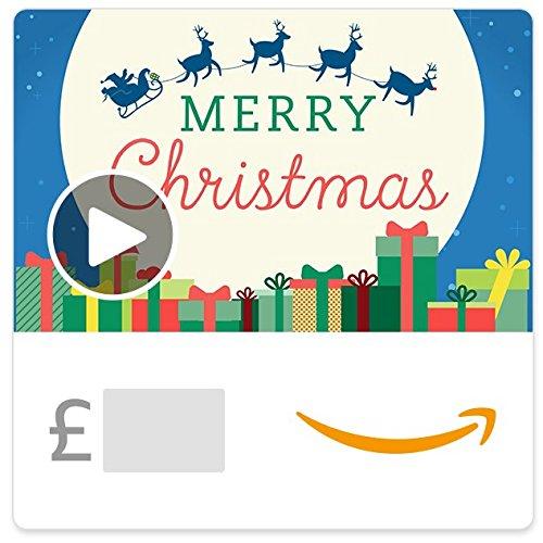Reindeers (Animated) - Amazon.co.uk eGift Voucher