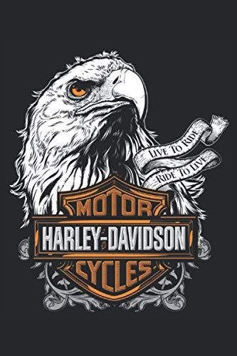2021 Kalender Harley Davidson Tagebuch Notizbuch Passwort Tracker Online Shopping Tracker 8