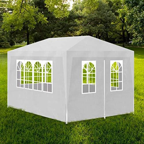SKM Party Tent 3x4 m White