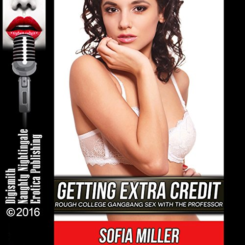 Getting Extra Credit audiobook cover art
