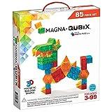 Magna-Qubix 85-Piece Set, The Original Magnetic Building Blocks For Creative...