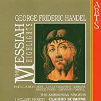 Handel - Messiah / I Solisti Veneti 路 Scimone [Highlights] (1997-09-16)